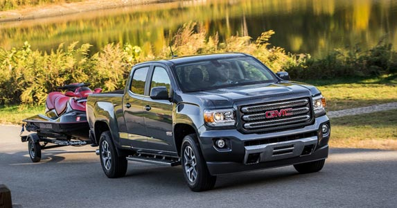 Best trucks for towing © General Motors