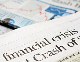 Financial crisis has lasting effects © Norman Chan/Shutterstock.com