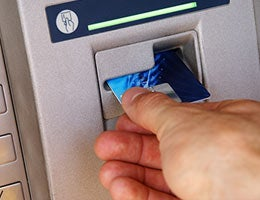 Credit unions don't have enough ATMs © Meryll/Shutterstock.com