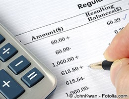 How large a balance is needed to avoid fees?