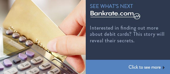 Interested in finding out more about debit cards? This story will reveal their secrets. © Pressmaster/Shutterstock.com