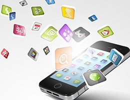 Use banking apps rather than mobile browser © Sergey Nivens/Shutterstock.com
