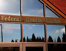 Is there a savings advantage at credit unions? © AdStock RF/Shutterstock.com