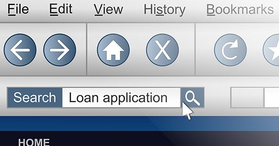 Websites make small loans available © creative soul - Fotolia.com