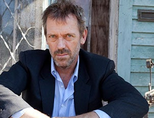Hugh Laurie