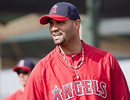 Albert Pujols © Kevin Hill Illustration/Shutterstock.com