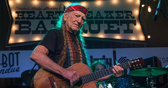 Willie Nelson © Suzanne Cordeiro/Corbis