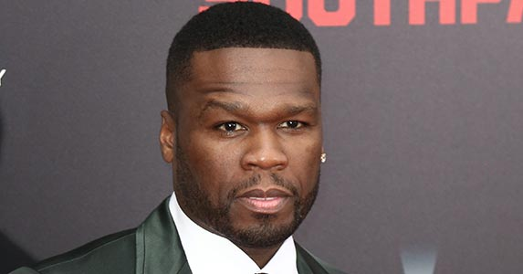 50 Cent © Splash News/Splash News/Corbis