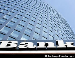 Think big, as in big banks