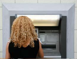 Skimming ATMs