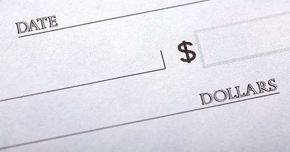 Account holders who prefer paper checks © Bojan Pavlukovic/Shutterstock.com