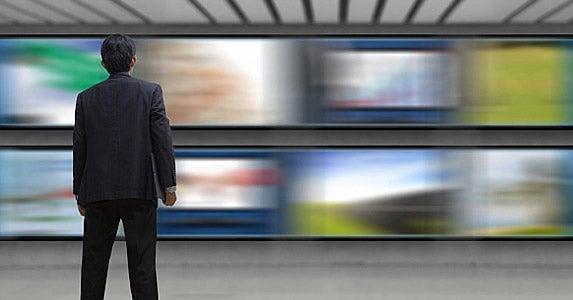 Banks have smooth marketing © Naypong/Shutterstock.com