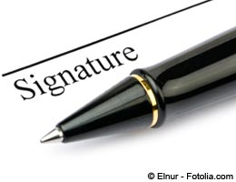 You'll need a co-signer