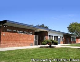 East San Gabriel Regional Occupational Program