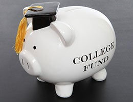 Establish your own college repayment fund © Stephen Coburn/Shutterstock.com
