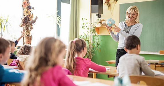 The very bottom: Early childhood education | iStock.com/BraunS