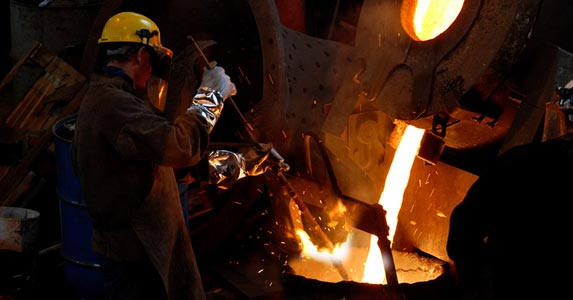 Near the top: Metallurgical engineering | iStock.com/grahamheywood