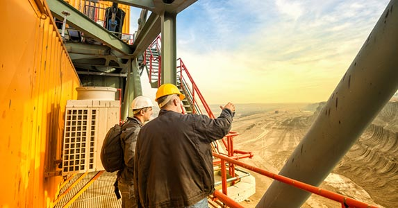 Near the top: Mining/mineral engineering | iStock.com/Dusko Jovic