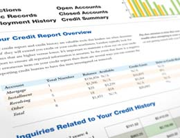 Disputing credit report errors