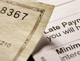Late payments have an impact