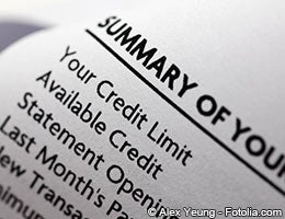 Balance exceeds 20 percent of credit line
