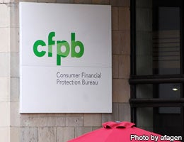 Credit card 'police': The CFPB