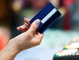 2. Understand your card's anti-skimming features © dean bertoncelj/Shutterstock.com