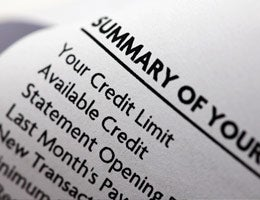 7. Take charge of your credit limit © Fotolia.com