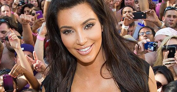 Kim Kardashian © Erik Kabik/Retna Ltd./Corbis