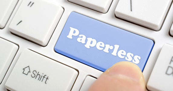 3. Fees for paper statements | JJ Studio/Shutterstock.com