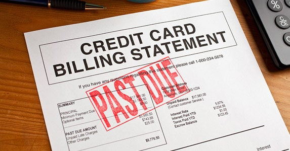 Late payments © iStock