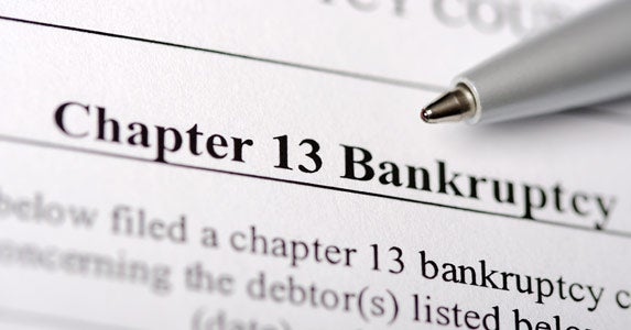 Judgments, liens, bankruptcies © iStock