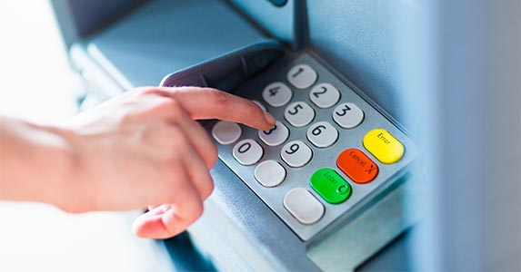 Skimming ATMs | PKpix/Shutterstock.com