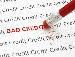 Bad credit isn't a life sentence