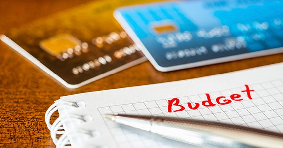 Failing to budget © iStock