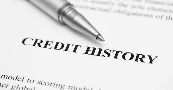 Ignoring your credit report © iStock