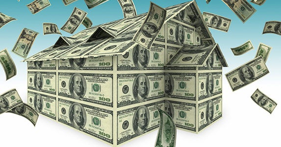 Using home equity as an ATM © iStock