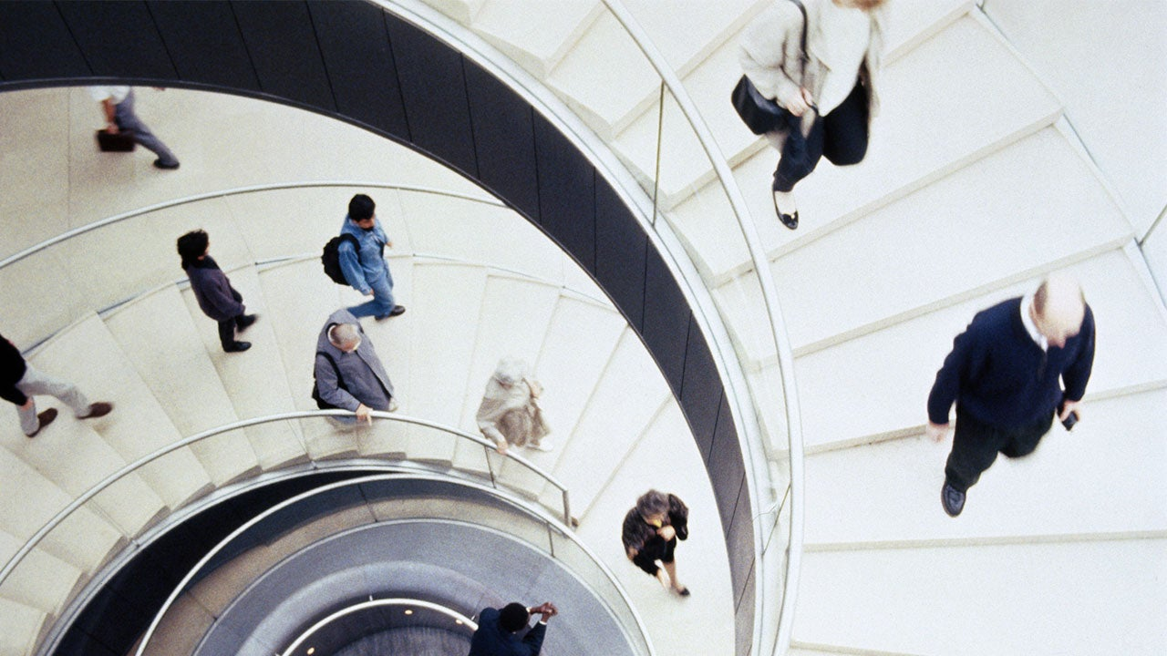 Climb down the debt ladder | Martine Mouchy/Getty Images