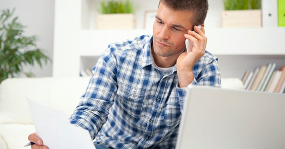 Ask your creditors for help | iStock.com