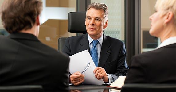 Talk with an attorney   Kzenon/Shutterstock.com