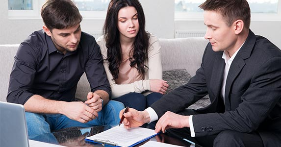 Co-signing a loan | NotarYES/Shutterstock.com