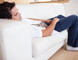 Procrastinating © wavebreakmedia/Shutterstock.com