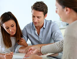 Ask for bank fees to be waived © Goodluz/Shutterstock.com