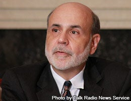 Ben Bernanke © Photo by Talk Radio News Service
