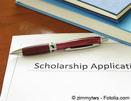 Launch a scholarship