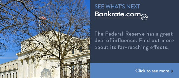 The Federal Reserve has a great deal of influence. Find out more about its far-reaching effects. © Richard Cavalleri/Shutterstock.com