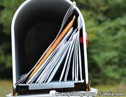 If your junk mail could talk ...