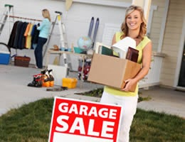 6 tips for a successful yard sale