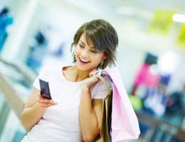 Shopping apps give you a great feeling of power