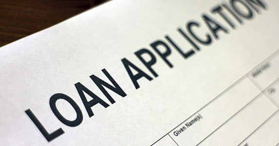 Lying on a home loan application © iStock
